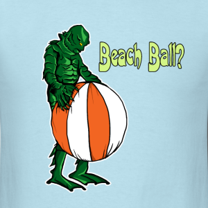 Funny Creature from the Black Lagoon T-shirts