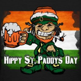 Limited Edition Crazy Brilliant St Patrick's Day T-shirt Designs