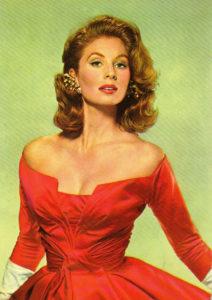 Famous Model History - Suzy Parker
