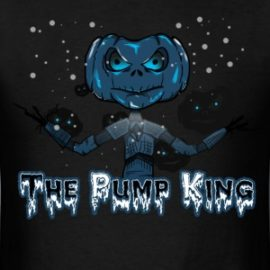 Our New Outstanding Halloween Tshirt Designs Including a GOT Night King