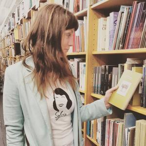 Sarah Wearing Sylvia